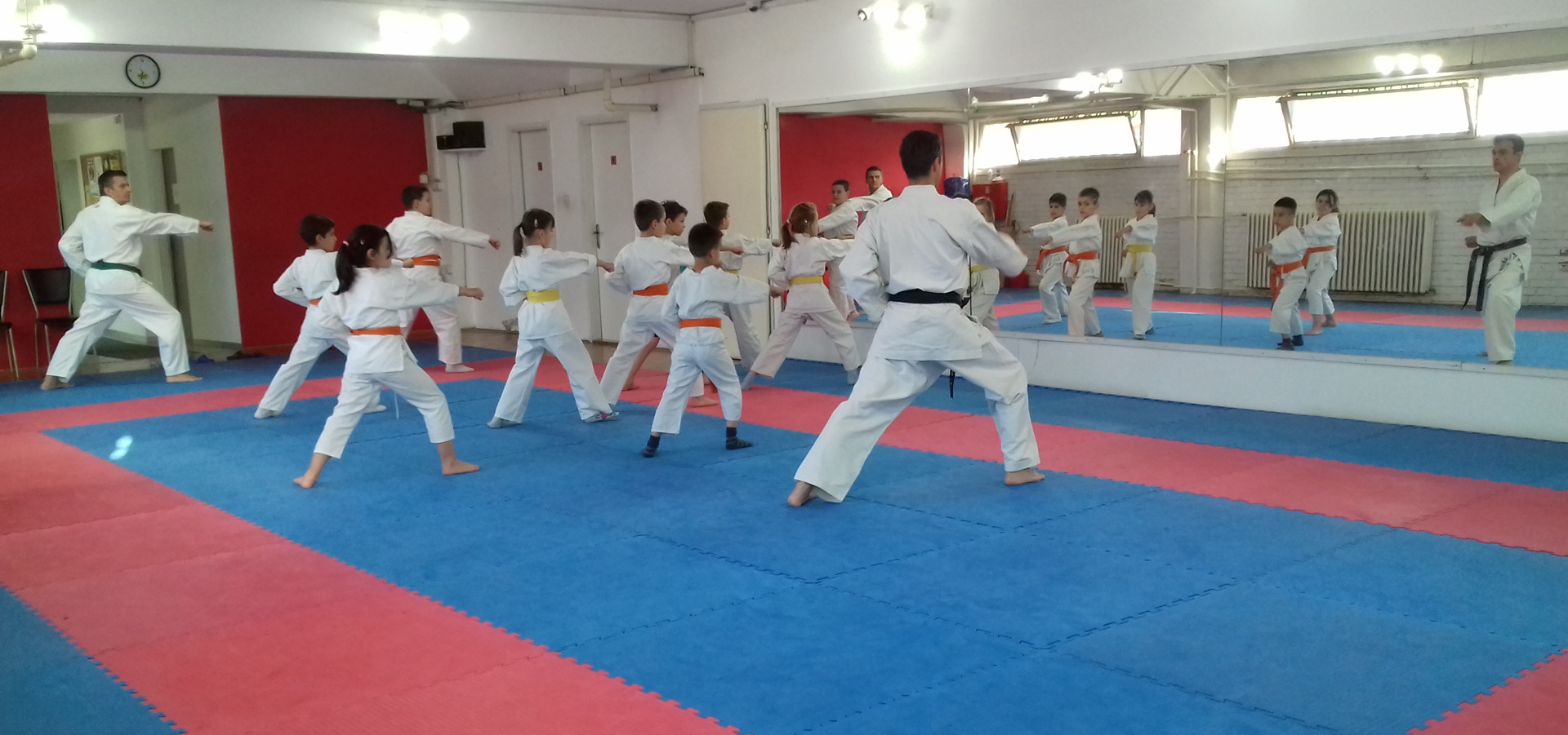 Karate jača duh i telo