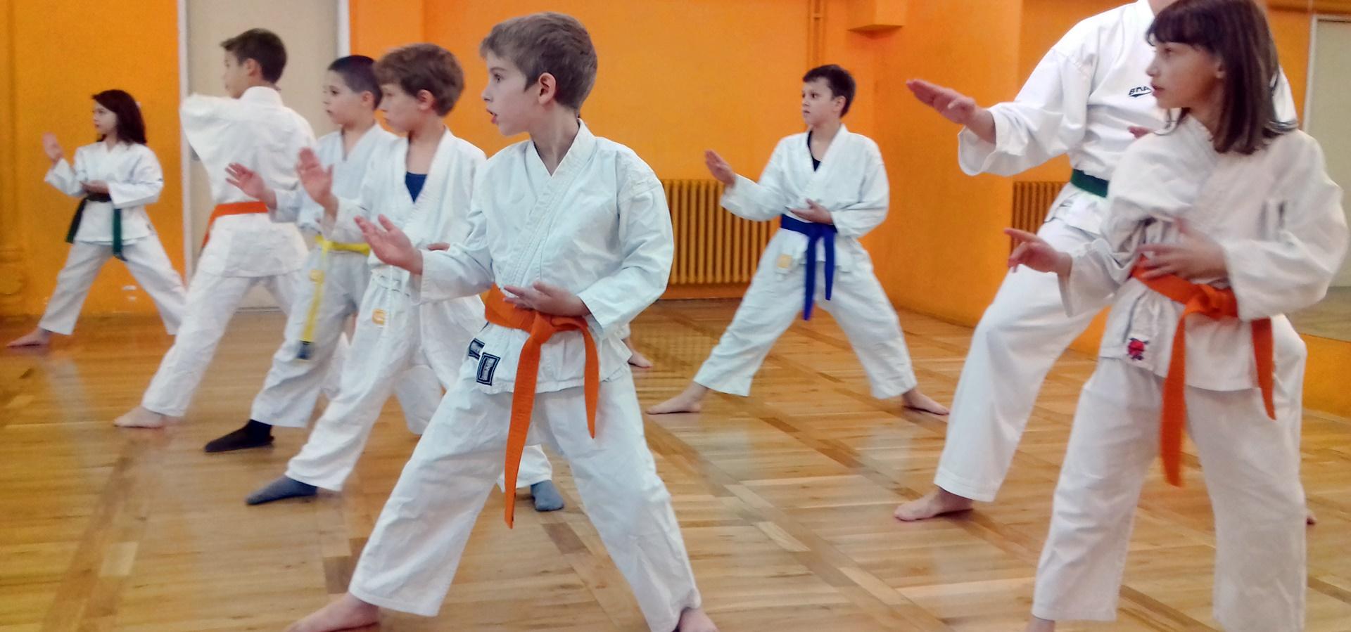 Karate razvija samokontrolu
